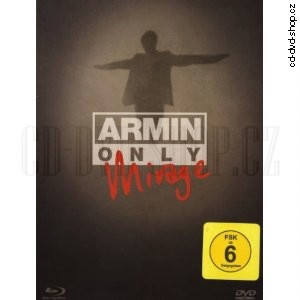 Armin Van Buuren  - Armin Only Mirage /DVD+Blue Ray/