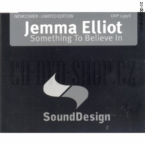 Jemma Elliot - Something To Believe In