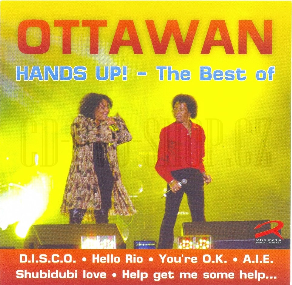 Ottawan - Hands Up! The Best of | CD | Best of the best ...