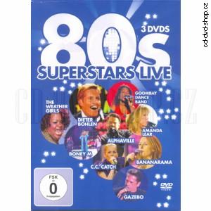 Různí interpreti - 80s Superstars Live