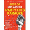R�zn� interpreti - Best of 2012-2013 Party Hits Karaoke DVD