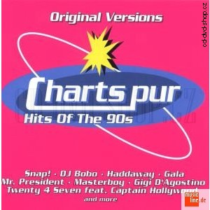 Různí interpreti - Charts Pur Hits of the 90´s 2cd