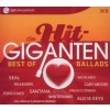 Různí interpreti - Die Hit Giganten Best of Ballads 3CD