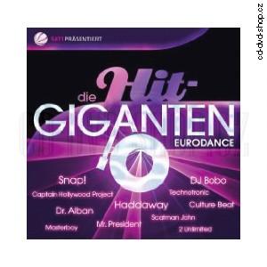 Různí interpreti - Die Hit Giganten - Eurodance