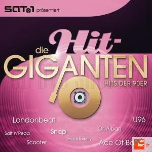 Různí interpreti - Die hit giganten - hits der 90er