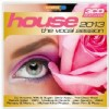 R�zn� interpreti - House 2013 The Vocal Session 3CD BOX