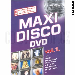 R�zn� interpreti - Maxi Disco DVD vol.1