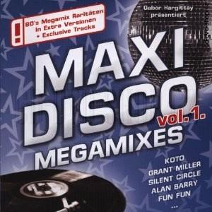 Různí interpreti - Maxi Disco Megamixes vol.1