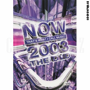Různí interpreti - Now 2003 DVD