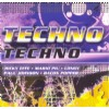 Různí interpreti - Techno Techno 3CD BOX