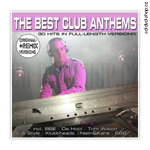 R�zn� interpreti - The Best Club Anthems