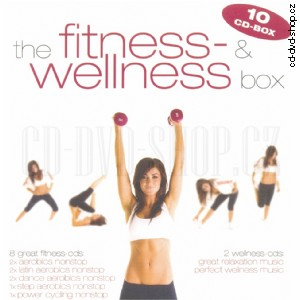 R�zn� interpreti - The Fitness and Wellness 10cd Box