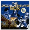 R�zn� interpreti - The Jazz-Blues-Swing Box 10cd