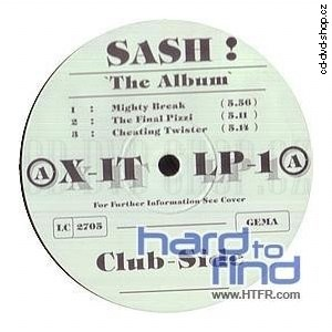 Sash! - It´s My Life