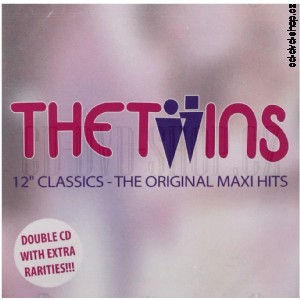 The Twins - 12 Inch Classics and Rare Tracks